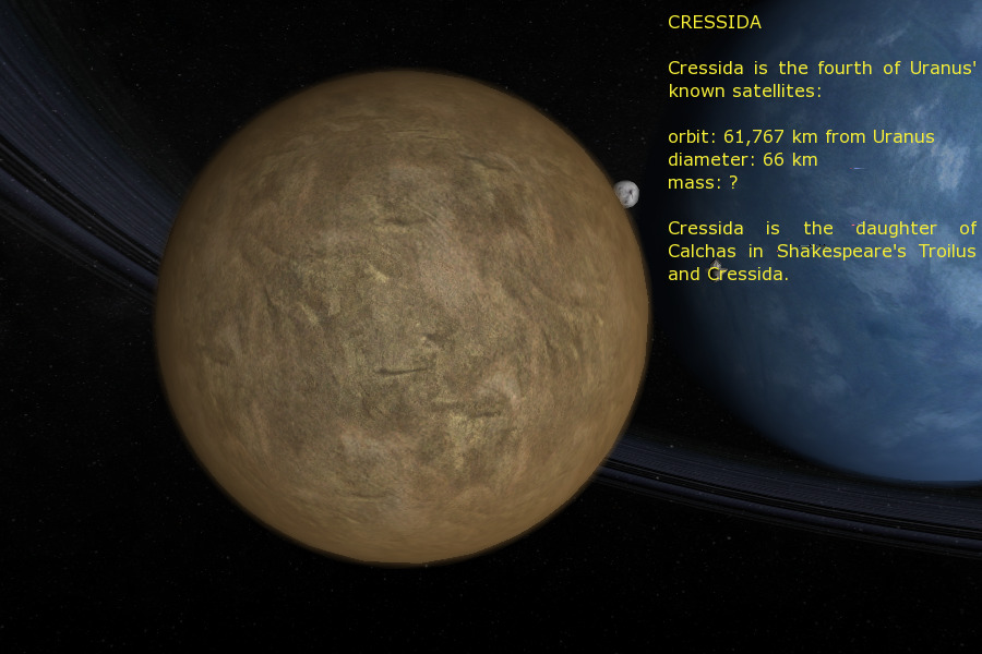 uranus moon cressida - photo #1