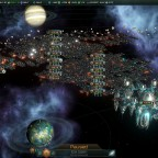 Stellaris allied fleet ganging up, few years later