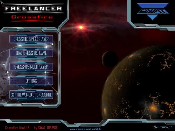 Crossfire 1.9 Dev Screenshot