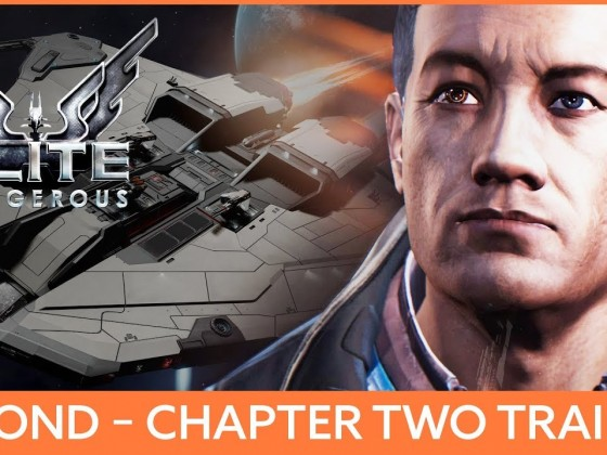 Elite Dangerous: Beyond – Chapter Two cinematic trailer