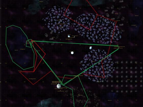 Sirius Sector Independent World Raum Vega System