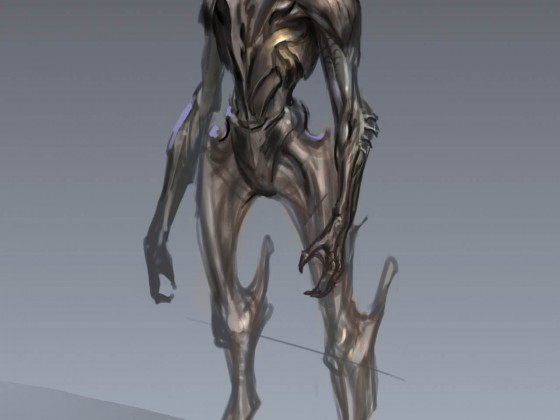 Mass Effect Concept Art