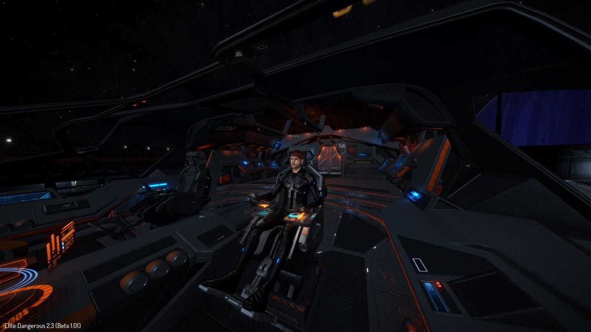 Elite Dangerous 2.3 Beta (new camera usage)