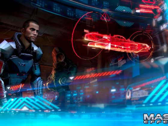 Mass Effect 3 Screenshot