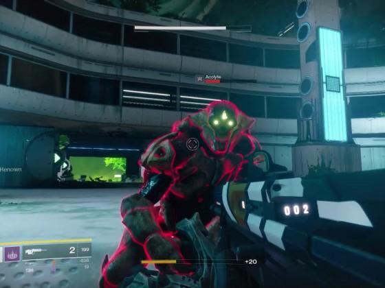 Destiny 2: Tour - Titan