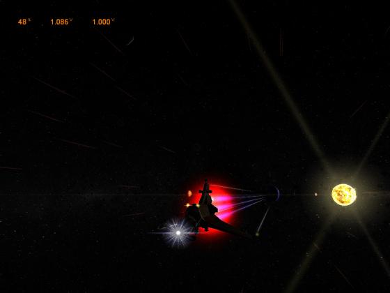Deimos ship great ship  in sol system