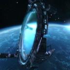Jump Gate & Planet