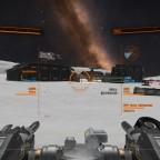 Horizons - SRV's Turret view