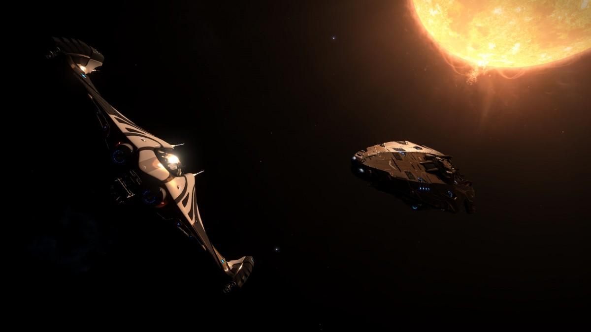 ED 2.2 - SLF and main ship
