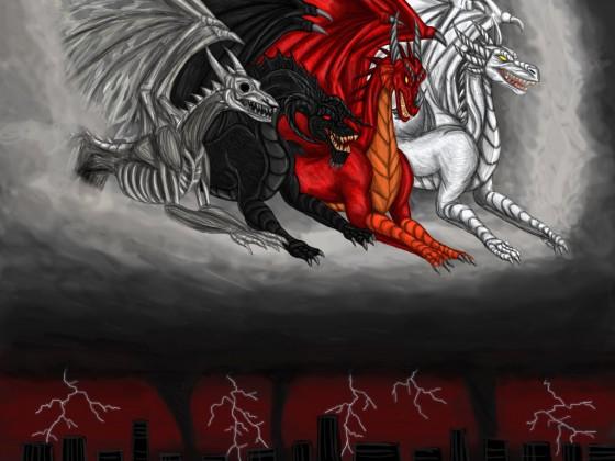 Dragons of the Apocalypse