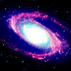 Freelancer Galaxy Art
