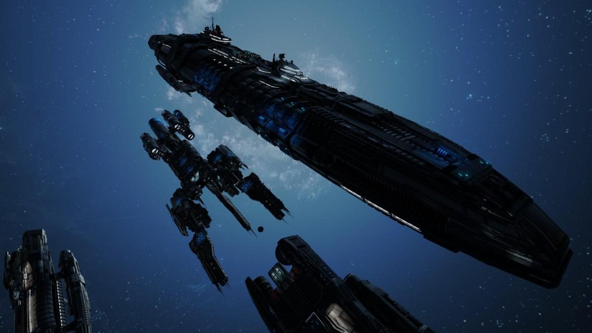 """Taranis"" destroyer"