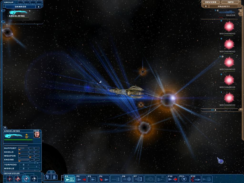 Mechanoid Encounter