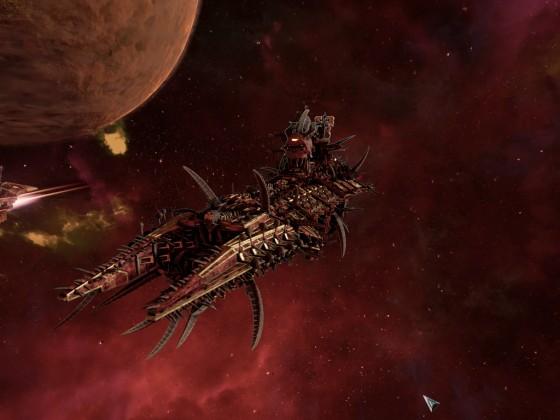 Khornate Battleship