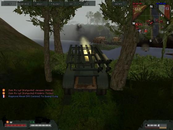 Battlefield Vietnam: Arsenal mod