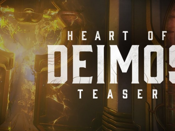 Warframe | Heart of Deimos Teaser