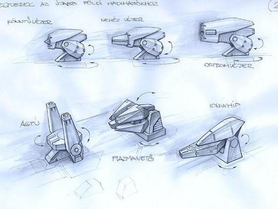 turret types
