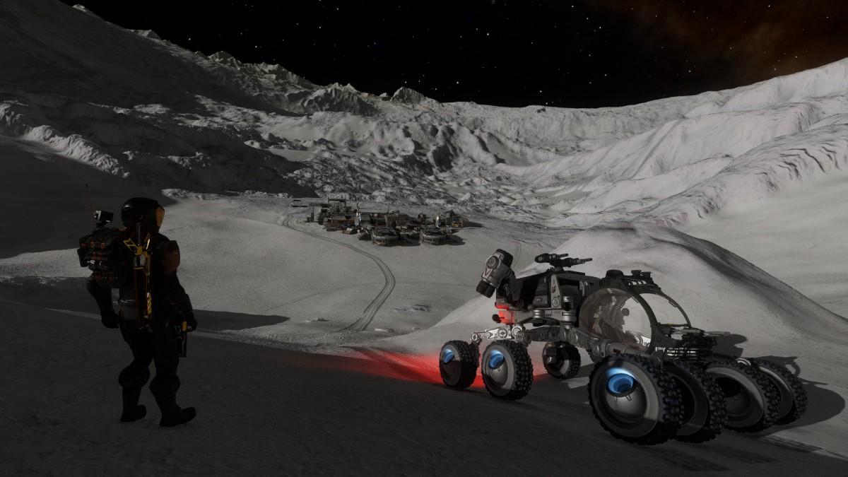Elite Dangerous: Odyssey (patch 6.01)