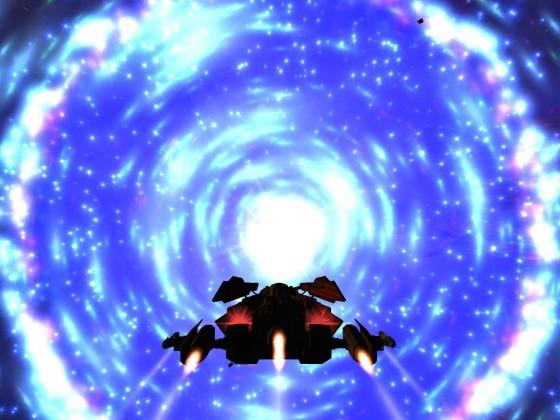 Antares inbound