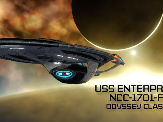 Star Trek Online | USS Enterprise | NCC-1701-F