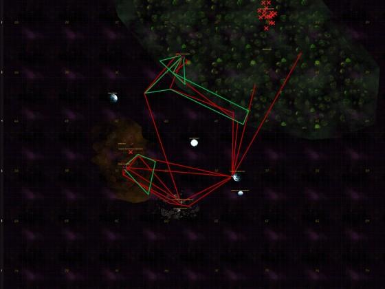 Sirius Sector Corsairs Raum Omicron Gamma System