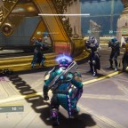 Team Action in Callus Raid - The Circus