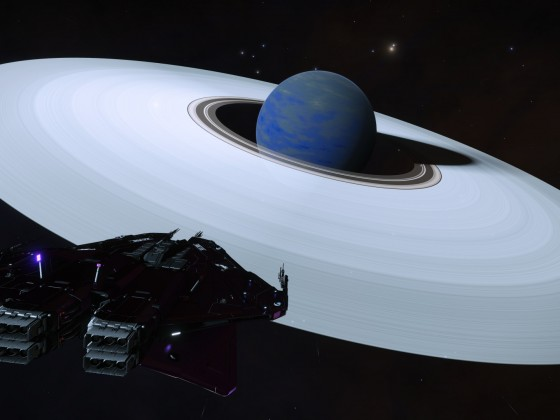 Day 5 - 7k ly far from Bubble