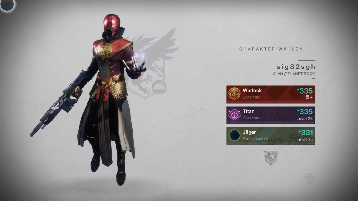My Warlock