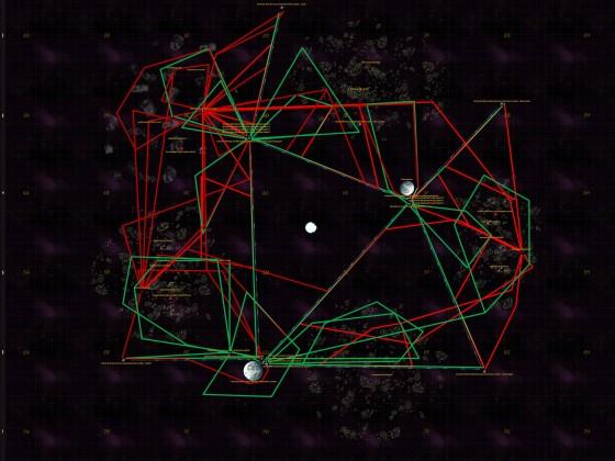 Sirius Sector Bretonia Raum New London System