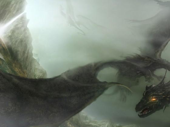 Last night I Dreamt of Dragons