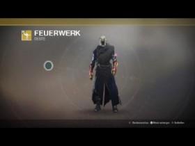 Destiny 2 - Emote - Fireworks