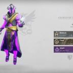Solstice Warlock Armor