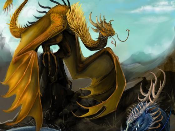 Tibeten Dragons