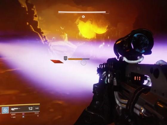 Destiny 2 - Warmind Mission 3