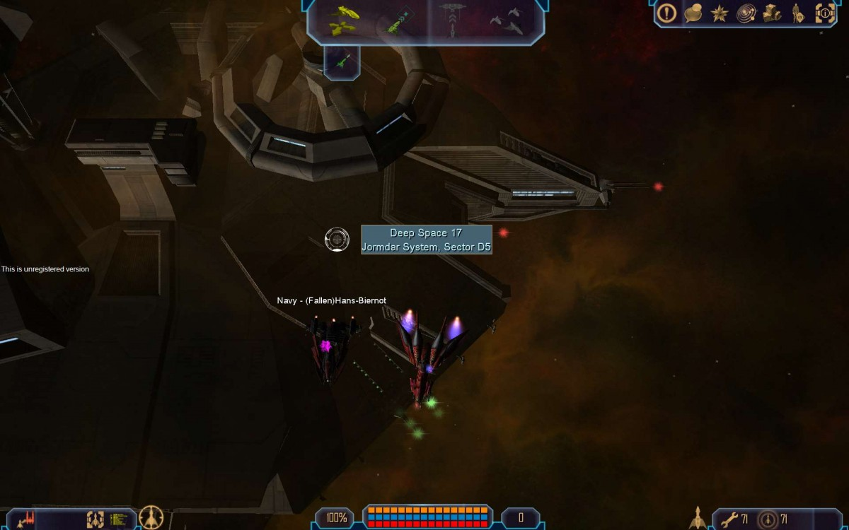 Ragnarok and Antares at DS17