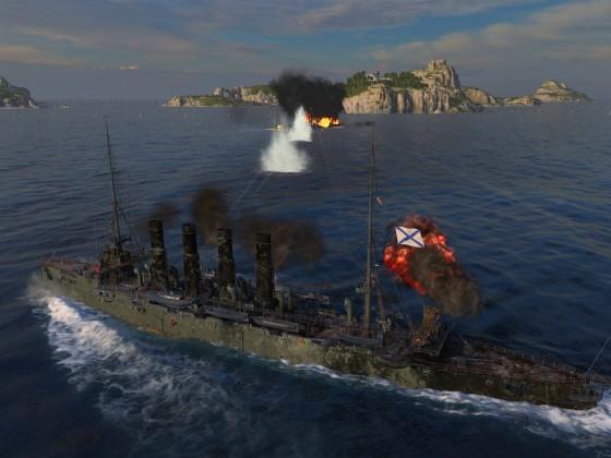 WoWS - Cruiser Varyag
