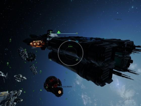 """""""Balor"""" missile frigate"""