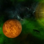 Planet Pygar in Omicron Theta