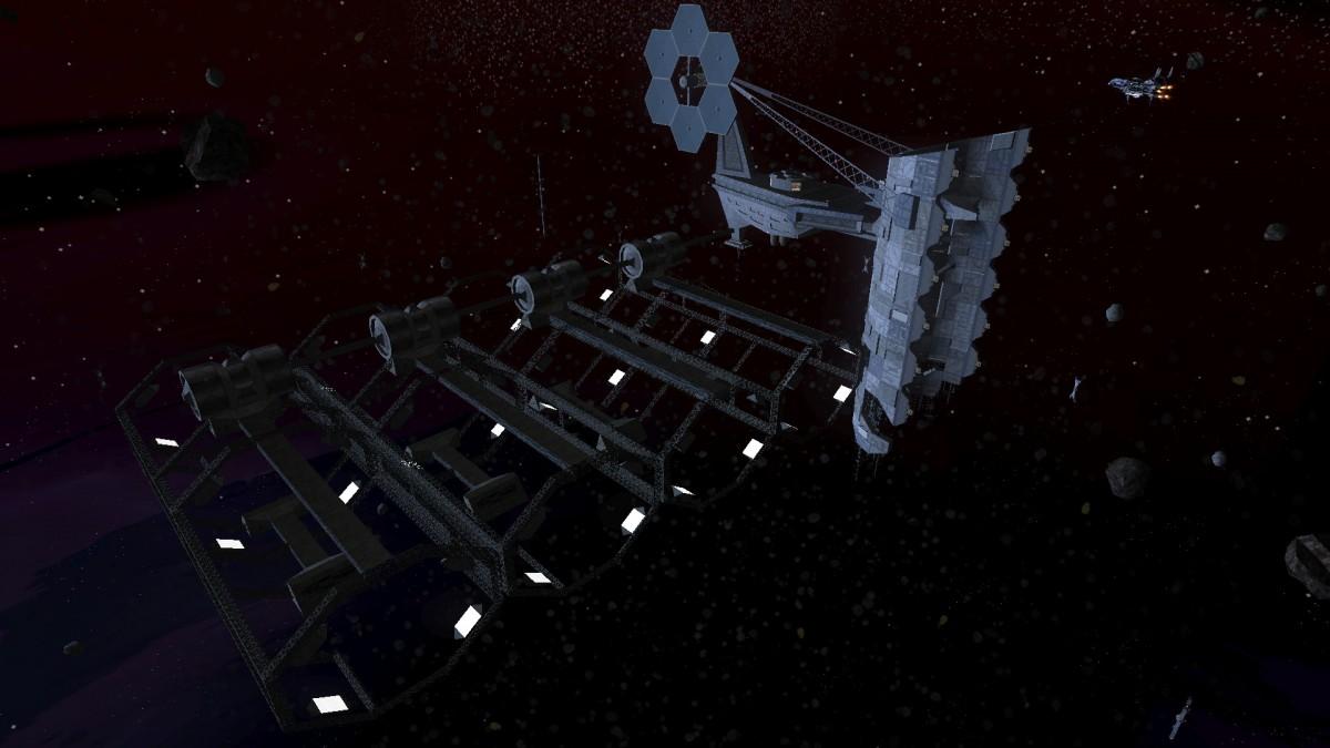 Aeston Shipyard