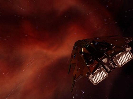 In red Nebulae