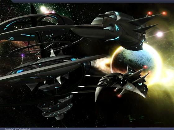 Spaceforce Rogue Universe Screenshot