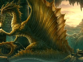 The Study Of the Gold Dragon