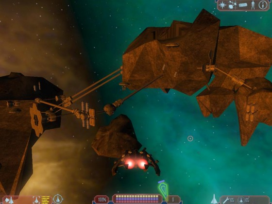 Crossfire 1.9 Dev Screenshot