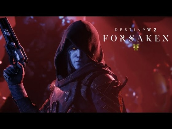 Destiny 2: Forsaken – Legendary Collection Trailer [UK]