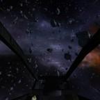 Raptor's cockpit