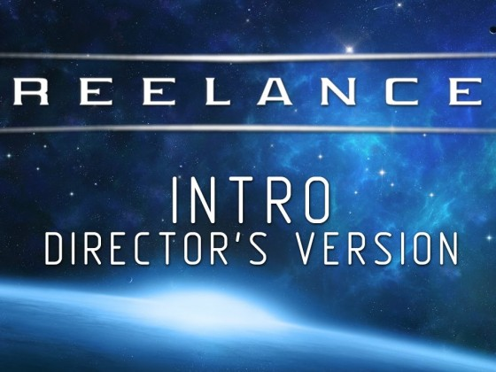 Freelancer - Director's Intro (Full HD)