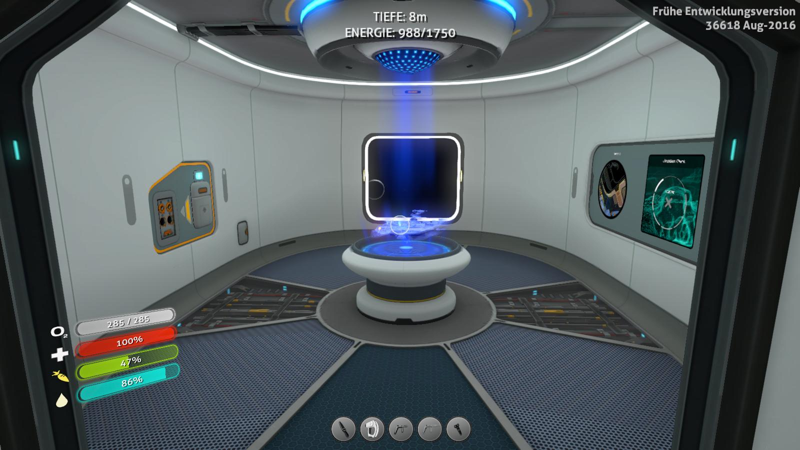 Subnautica Scanner Room Not Connecting – The map in the scanner room doesn't look any.