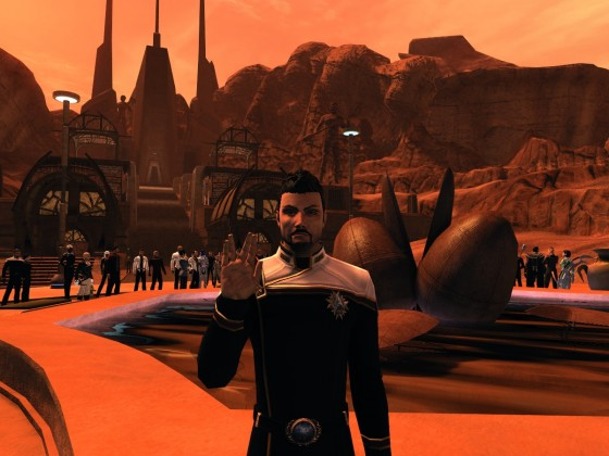 Farewell Spock