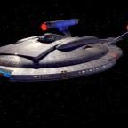StarShip Enterprise 2