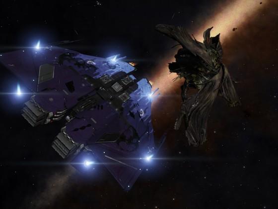 Head Nebula - Thargoids attack - Community Goal